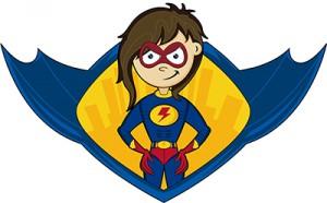 Cyber Super Hero